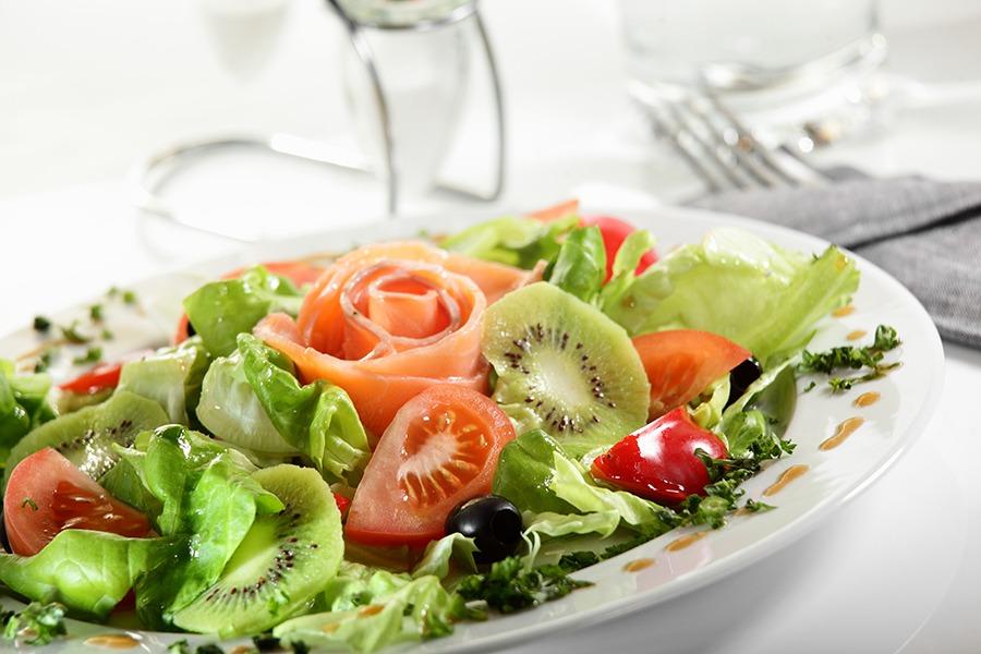 Comer en restaurantes y no engordar