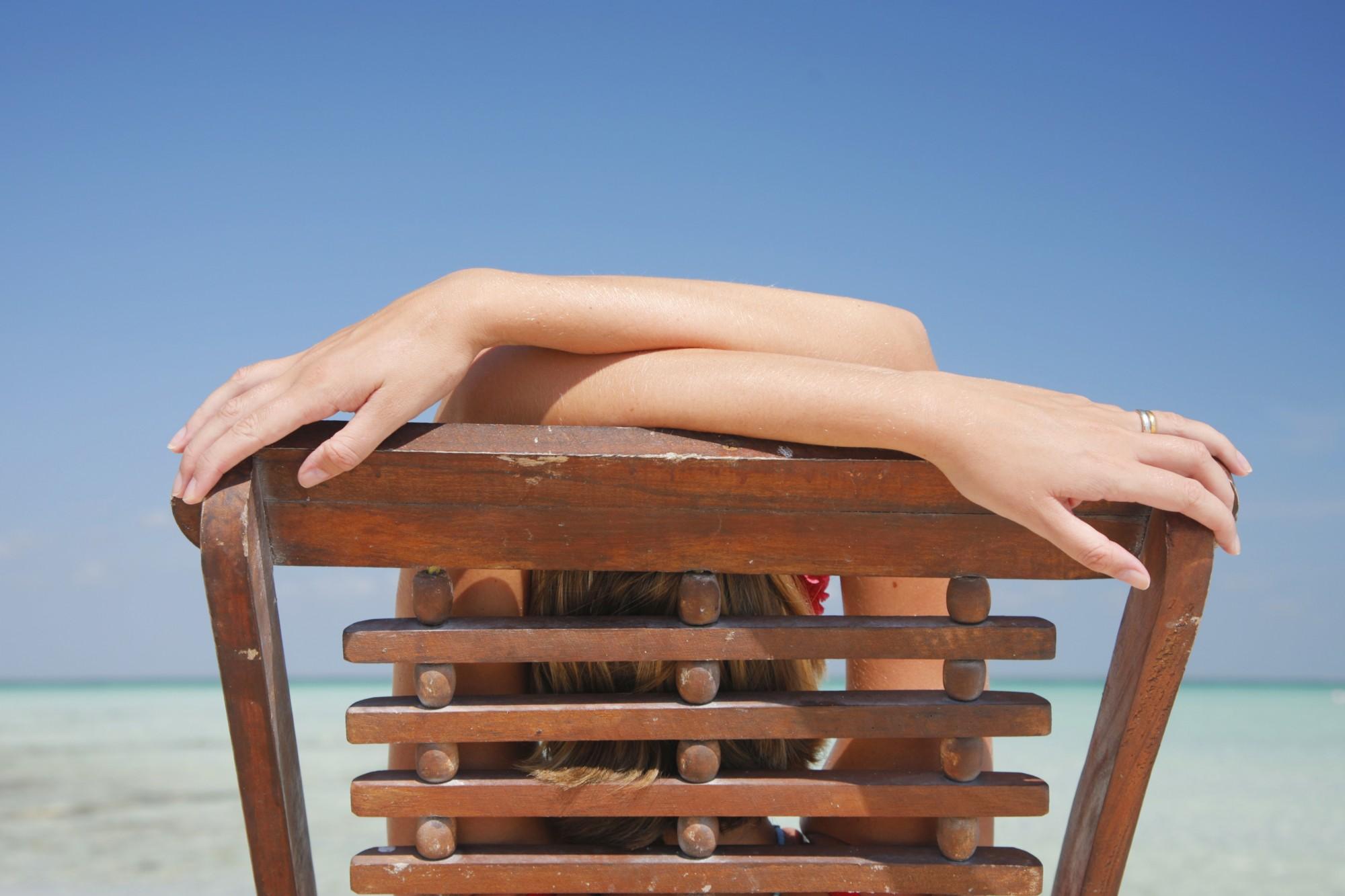 disfrutar del sol pero con protección solar