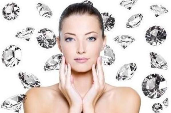 ¿Tienes la piel apagada? Regálale un diamante