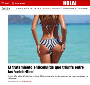 Bioslimming de Gema Cabañero en Hola
