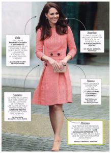 Telva julio2017 GemaCabañero2 Gema Cabañero analiza a Kate Middleton en Telva Madrid