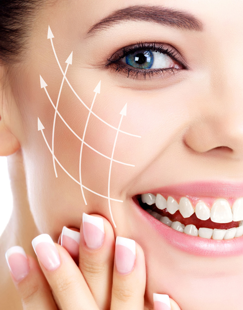 Combatir la Flacidez Facial