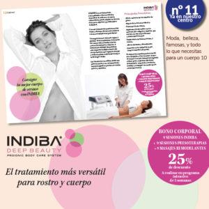 Elimina celulitis con INDIBA