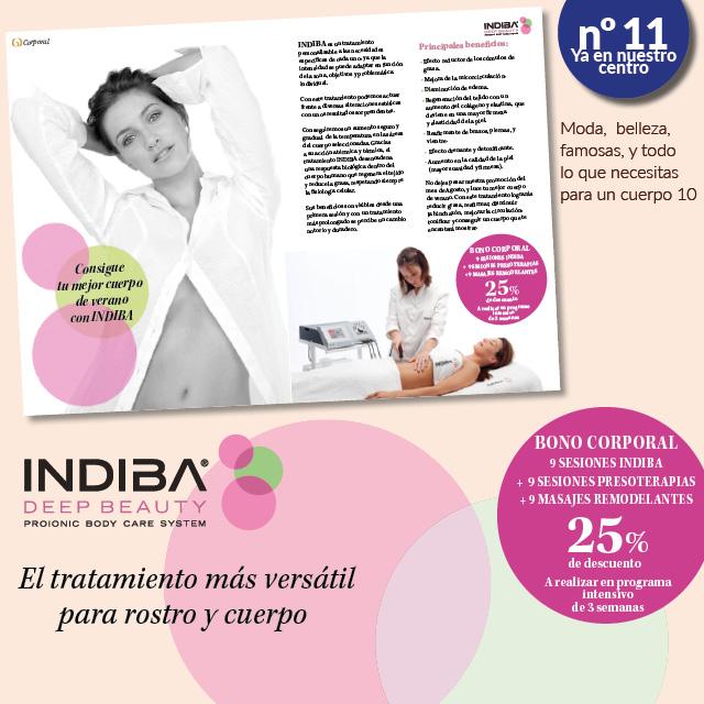Elimina celulitis con INDIBA, consigue tu cuerpo de verano
