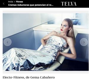 Electro fitness en Telva
