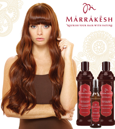 Marrakesh, lujo para tu cabello.