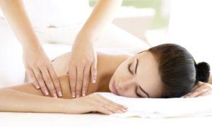 exfoliación y masaje