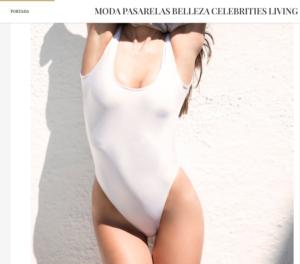 Vogue y la batalla contra las estrías